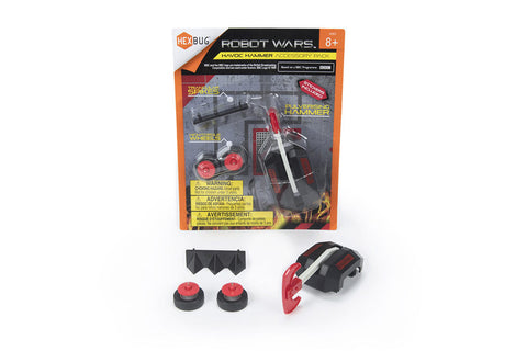 Robot Wars Havoc Hammer Accessories Pack