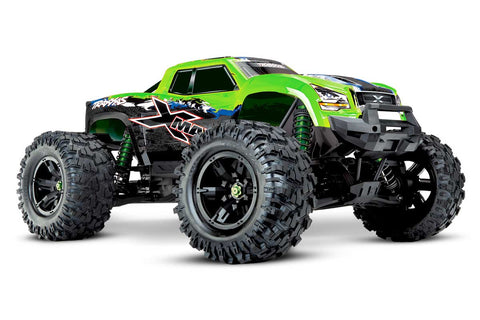 Traxxas X-Maxx 4WD Monster Truck GreenX