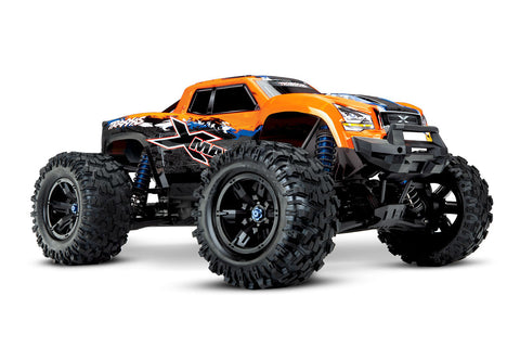 Traxxas X-Maxx 4WD Monster Truck Orange