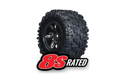 Traxxas X-Maxx 8s Wheels and Tyres
