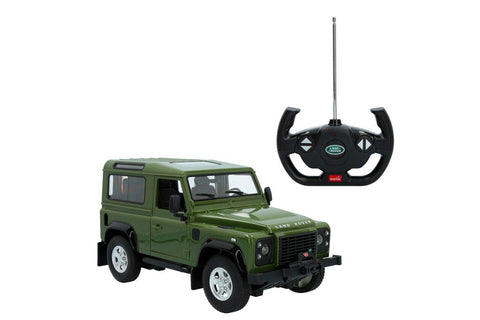 Rastar 1/14 Land Rover Defender Green