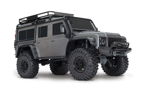 Traxxas TRX-4 Land Rover Defender Grey