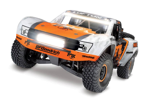 Traxxas Unlimited Desert Racer w/Lights Orange
