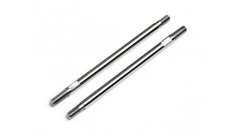 HPI Racing Firestorm Shock Shaft Set 3x57.5mm (2pcs) 86026