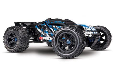Traxxas E-Revo 2.0 Brushless VXL 6S Blue