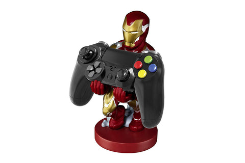 Cable Guys Iron Man Collectable Device Holder