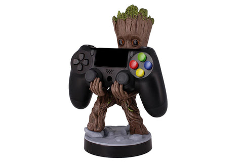 Cable Guys Collectable Device Holder Toddler Groot