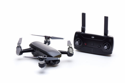 Modifli Drone Skin for DJI Spark - Shadow Black