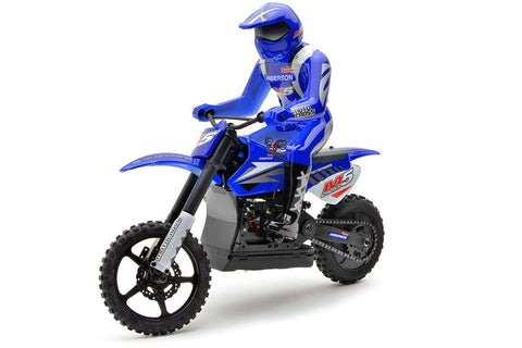 Anderson Racing M5 Motocross Bike RTR Blue