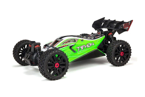 Arrma Typhon Mega V3 Brushed 1/8 4WD Buggy Green