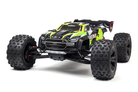 Arrma Kraton 1/5 4x4 8S Monster Truck Green