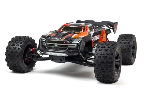 Arrma Kraton 1/5 4x4 8S Monster Truck Orange