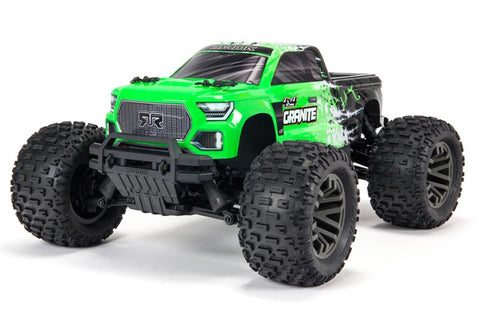 Arrma 1/10 Granite V3 3S Brushless Monster Truck RTR Green
