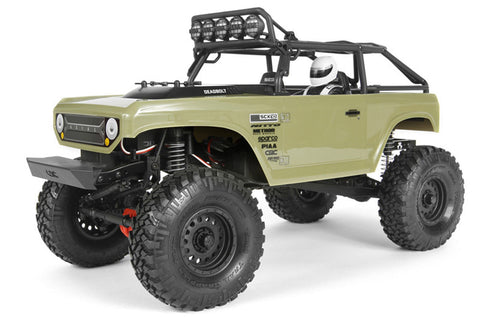 Axial SCX10 II Deadbolt 1/10th Scale Electric 4WD RTR