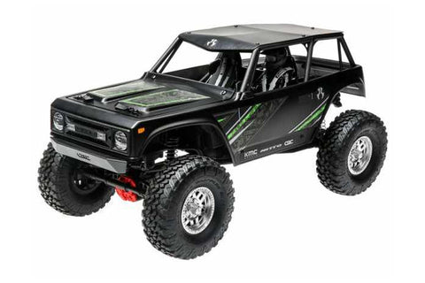 Axial 1/10 Wraith 1.9 4WD Brushed RTR Black
