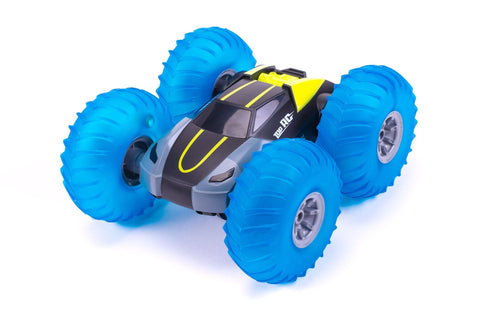 RCG Racing RC Car With Inflatable Tyres Blue