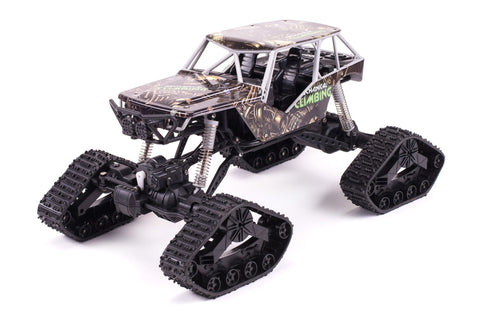 RCG Racing 1/10 Rock Crawler with Tracks