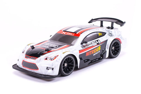 RCG Racing 1/14 Drift Car RTR White/Black