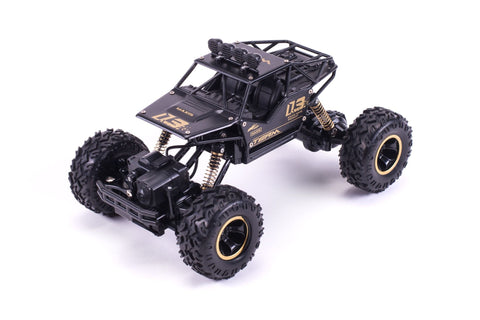 RCG Racing 1/16 4WD Rock Crawler RTR Black