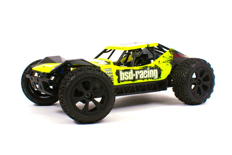 BSD Racing 1/10 4WD Flux Desert Assault V2 Buggy