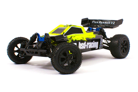 BSD Racing 1/10 4WD Flux Assault V2 Buggy