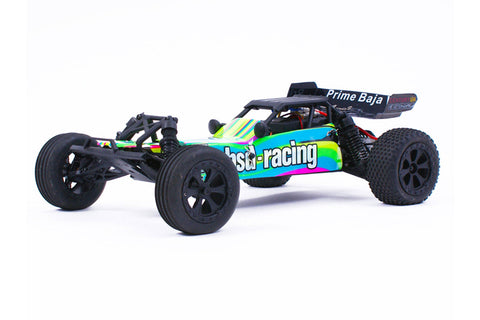 BSD Racing Prime Baja V3 1/10 Brushed Buggy Green/Yellow