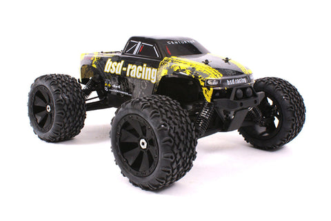 BSD Racing Flux Marauder 1/8 4WD Monster Truck