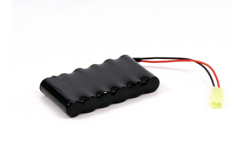 BSD Racing 7.2V 800mAh Ni-MH Battery for Rock Crawlers