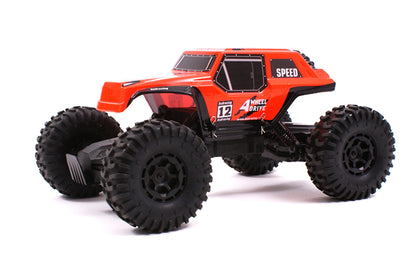 BSD Racing 1/12 4WD Rock Crawler Orange