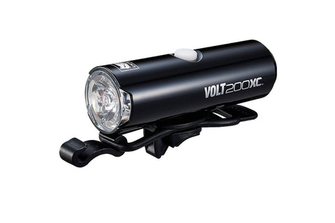 Cateye Volt 200XC USB Rechargeable Front Light (200 Lumen)