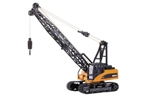 HuiNa 1/14 Scale RC Crawler Crane 2.4G 15CH with Grab