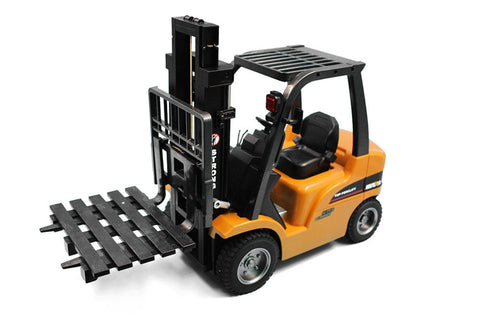 HuiNa 1/10 Fork Lift with Die Cast Parts