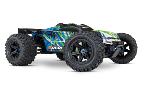 Traxxas E-Revo 2.0 Brushless VXL 6S Green