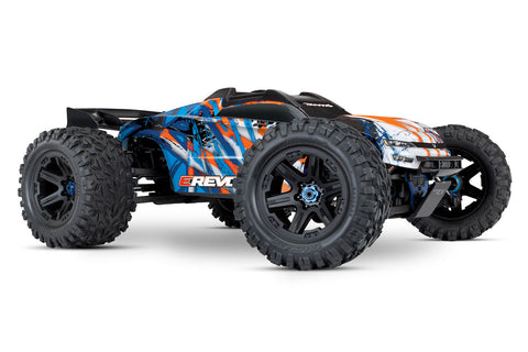 Traxxas E-Revo 2.0 Brushless VXL 6S Orange