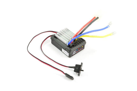 Etronix Probe Plus 2.0 Brushed Waterproof ESC