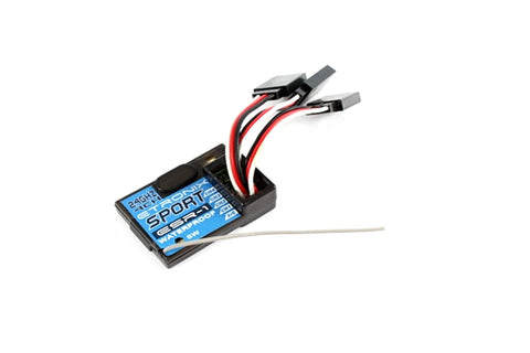 Etronix ESR-1 Sport 2.4Ghz Waterproof Receiver
