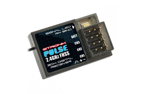 Etronix Pulse FHSS 2.4GHz Receiver