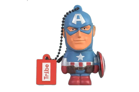 Tribe Captain America USB Stick 16GB