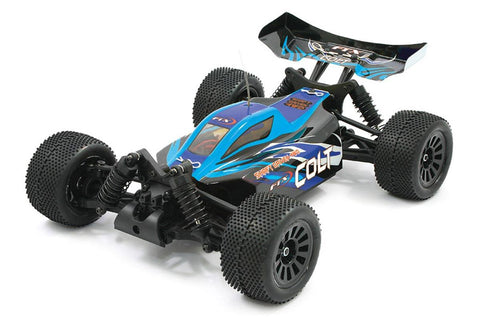 FTX Colt 1/18 4WD Buggy RTR Blue/Black