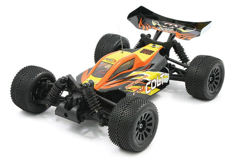 FTX Colt 1/18 4WD Buggy RTR Black/Orange