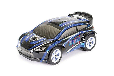 FTX Hooligan JNR 1/28 Rally Car RTR Blue