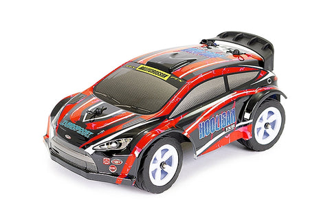 FTX Hooligan JNR 1/28 Rally Car RTR Red