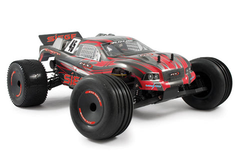 FTX Siege 2WD Brushed Off-Road Truggy 1/10th Red RTR