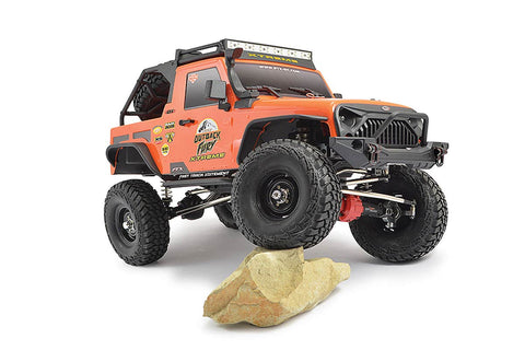 FTX Outback Fury Xtreme 1/10 4x4 Pro Spec Trail Roller