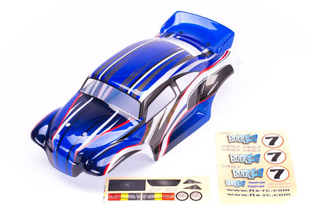 FTX Bugsta Painted Bodyshell Blue