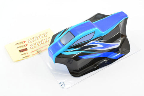 FTX Colt Buggy Painted Bodyshell Black/Blue