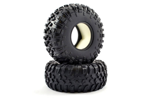 FTX Outlaw Tyres with Foams