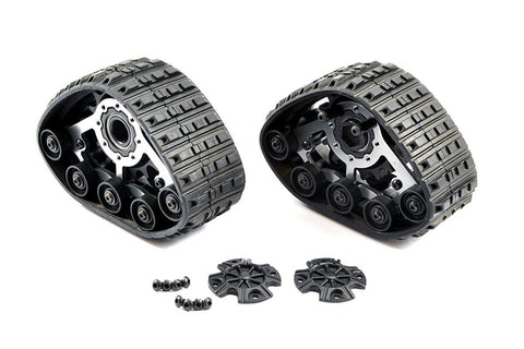 FTX Fury 1:10 Crawler Front Snow/ Sand Tracks (12mm Hex)