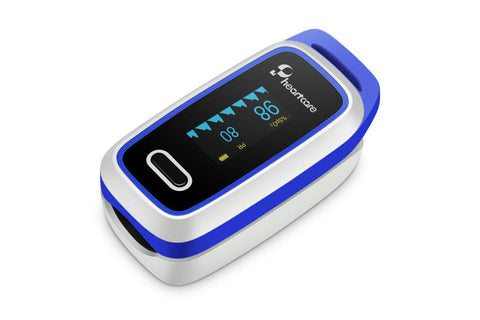 Lepu Medical Grade Finger Pulse Oximeter Monitor