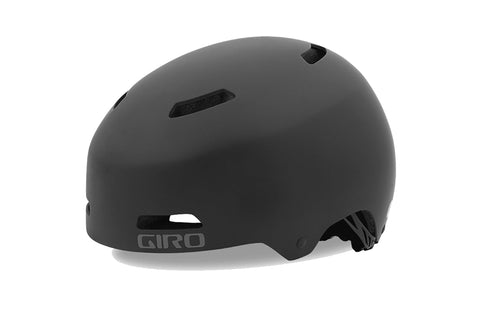 GIRO Quarter FS Helmet Black - Small